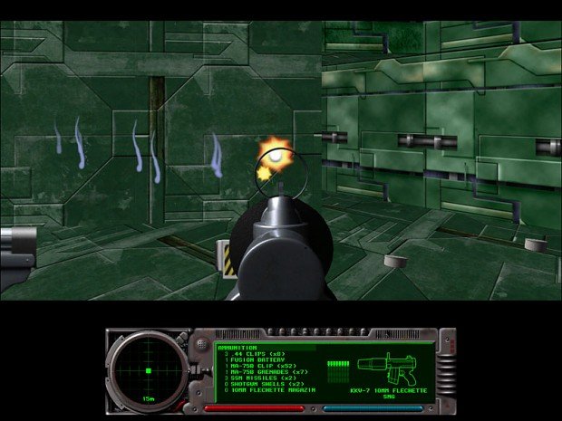 Weapon Enhancement Pack addon - Marathon 2: Durandal - Mod DB