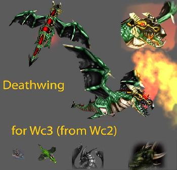 Deathwing (verde wc2) Deathwing
