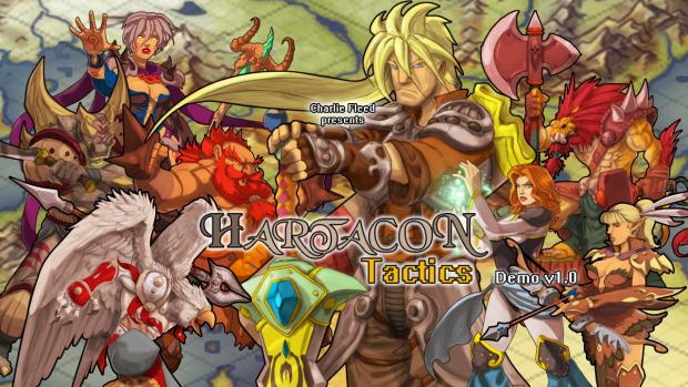 Hartacon Tactics Demo - Dec 2013