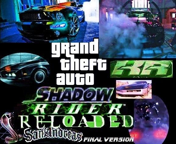 Shadow Rider Final Version