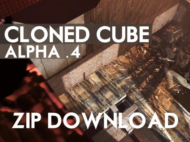 Cloned Cube Alpha .4 Zip Download