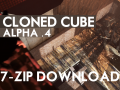 Cloned Cube Alpha .4 7-Zip Download