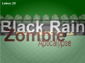 Black Rain Zombie Apocalypse Demo