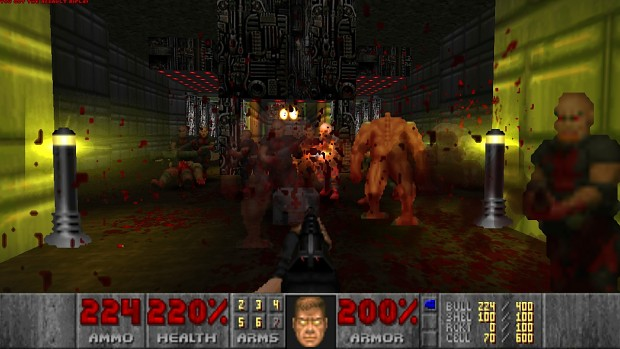 Brutalized Doom & Doom II (RC 1.2)