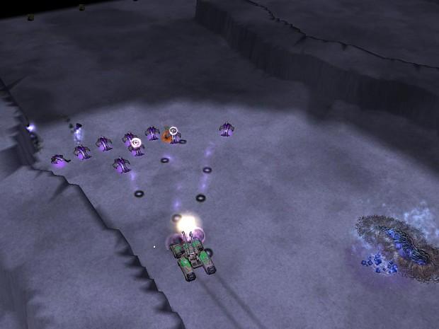 Tank Mission 1 by kkmanman4 (No-Mod)