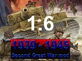 1939-1945 Second Great War mod 1.6 version
