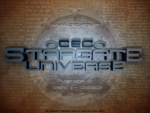 CnC SGU Version 2 Beta 131223