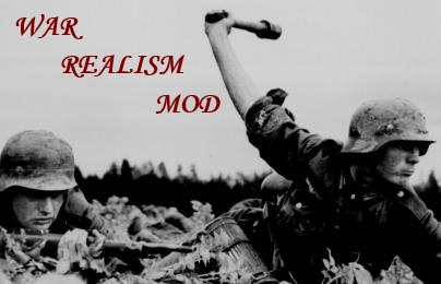 War Realism Mod Beta 2.05.15 (ONLY AS)