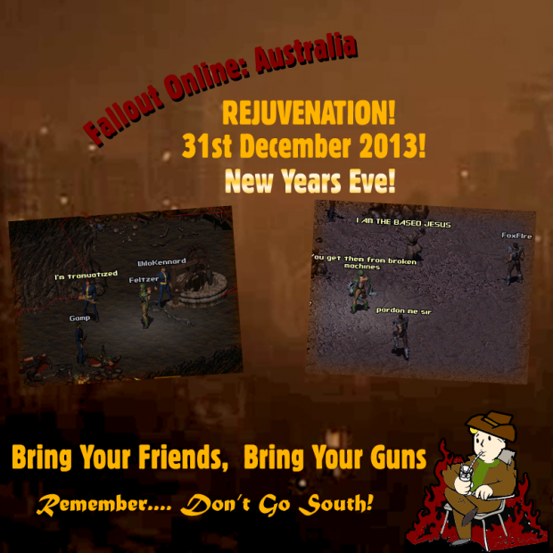 Standalone - Fallout Online Austalia Revision 6