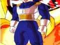 chaos goku (hair color fixed) Update 1