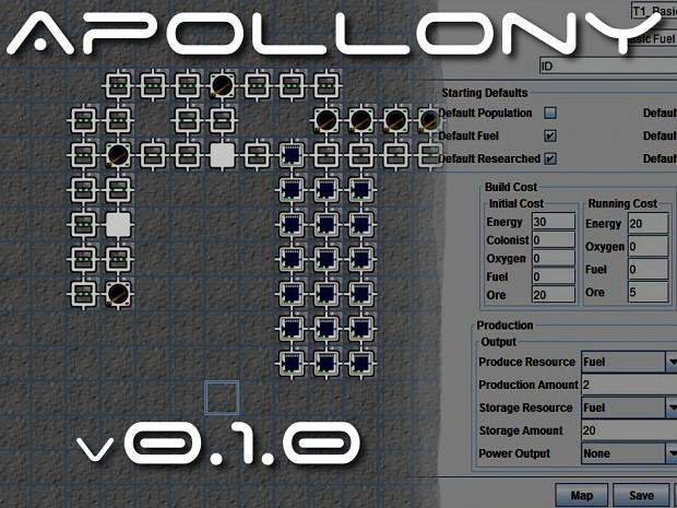 Apollony v0.1.0a (Alpha)