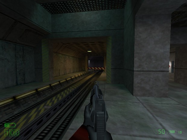 Half-Life Beta remastered 9mmar.