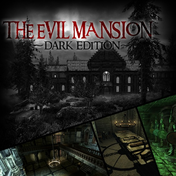 The Evil Mansion - Dark Edition (v3.31)