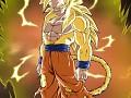 Goku SSJ4 God By RealDeall