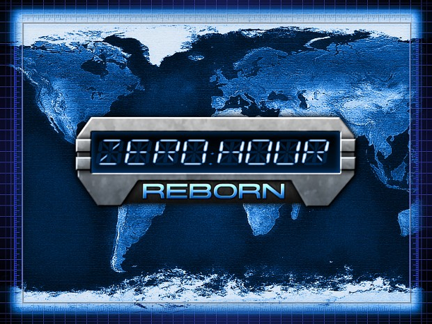 Новая модификация command & conquer generals zero hour reborn the last.