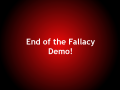 End of the Fallacy Demo