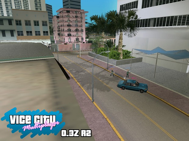 [outdated] Vice City: Multiplayer 0.3z R2 Client