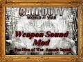 Call of Duty: World at War Sound Mod (Updated)
