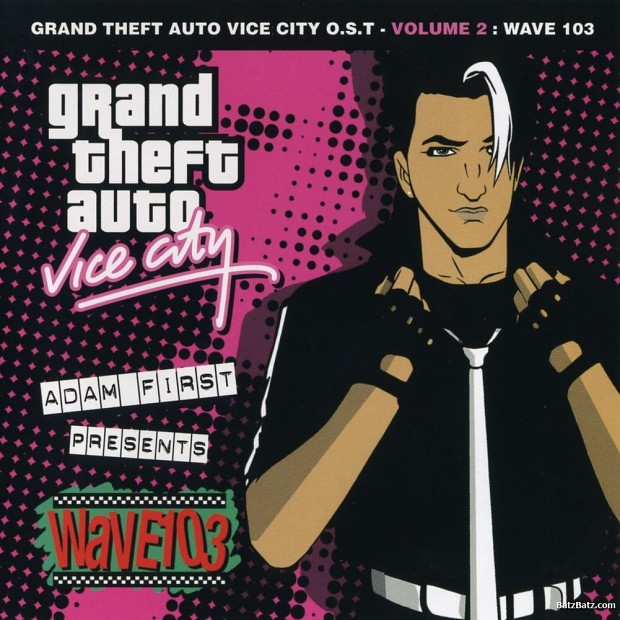 Grand Theft Auto Vice City Wave 103