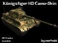 Königstiger HD Camo-Skin