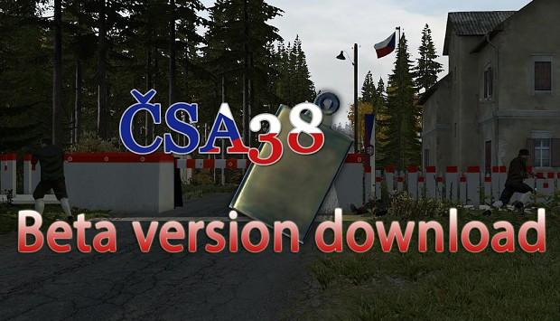 CSA38 for ArmA II: OA  Beta version