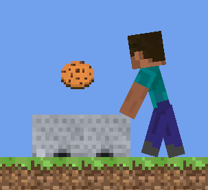 Minecraft Item Catcher v1.0