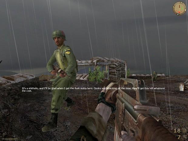 Simcardo's Vietcong skinpack