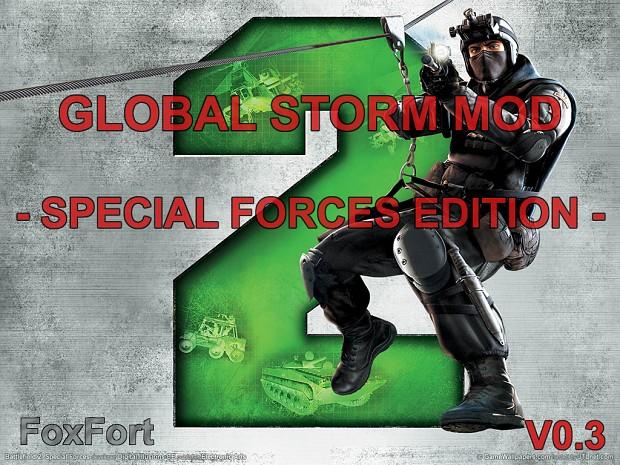 Global Storm mod - Special Forces v0.3 [OLD]
