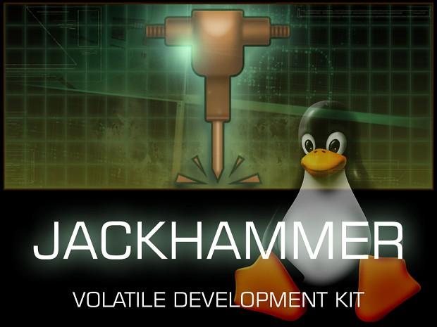 [obsolete] Jackhammer 1.0.155 (Linux)