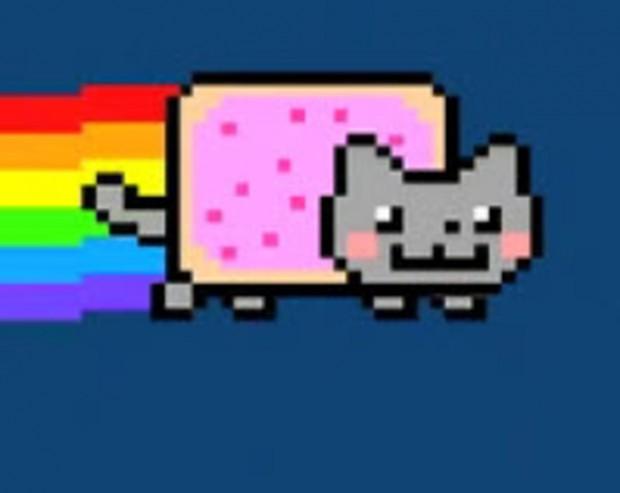 Nyan Cat Rifle