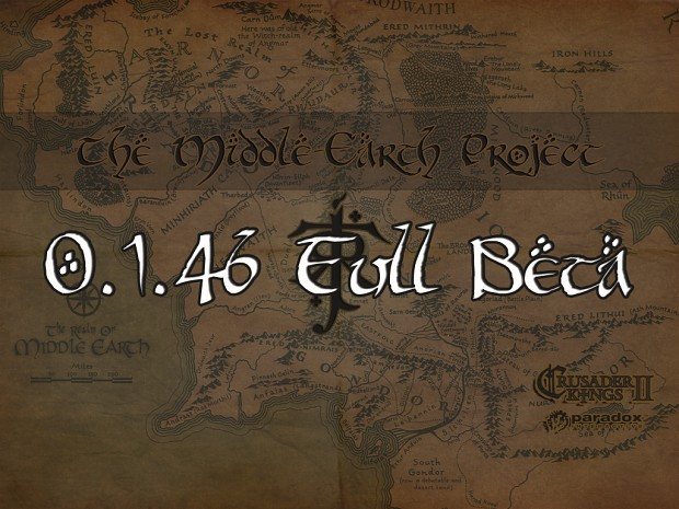 Middle Earth Project 0.1.4b Full