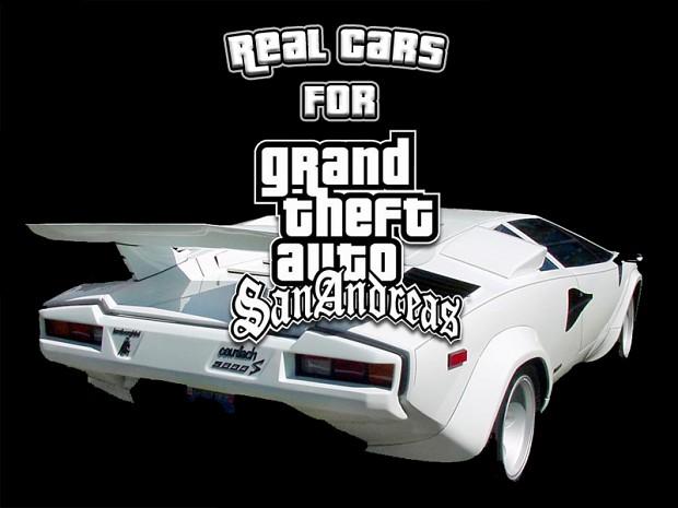 Real Cars for GTA-SA v1.5.3 Final