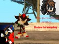 shadow from shadow the hedgehog