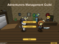 Adventurers Management Guild Linux