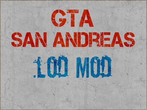 GTA San Andreas Lod Mod (bug fixed)