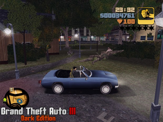 GTA III Dark Edition 0.1.0