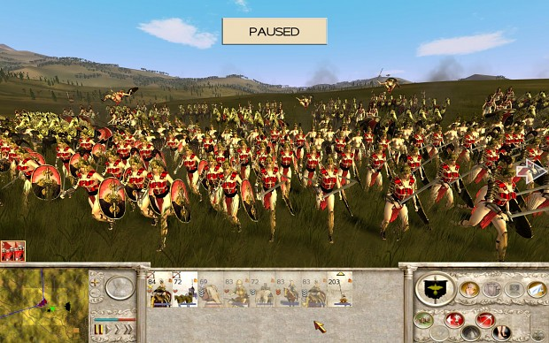 Amazons: Total War - Refulgent 8.0D