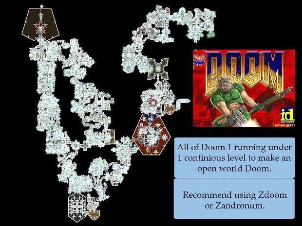 Doom 1 under 1 level.Version 3