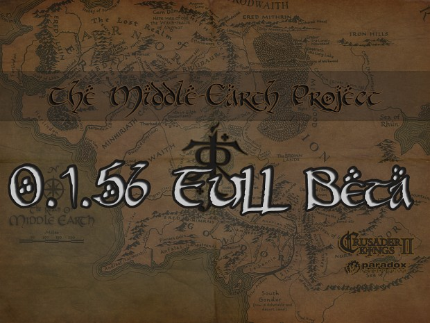 Middle Earth Project 0.1.5b Full (outdated)
