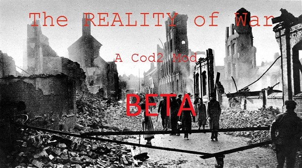 The REALITY of War BETA