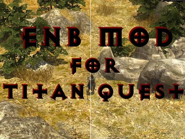 ENB Graphics Mod for Titan Quest