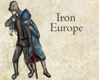 Iron Europe - WW1 Mod Released!