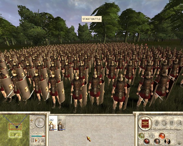 Improved Roman Urban Cohort