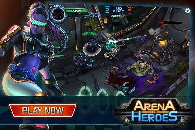 Arena of Heroes - Linux Version (FULL)