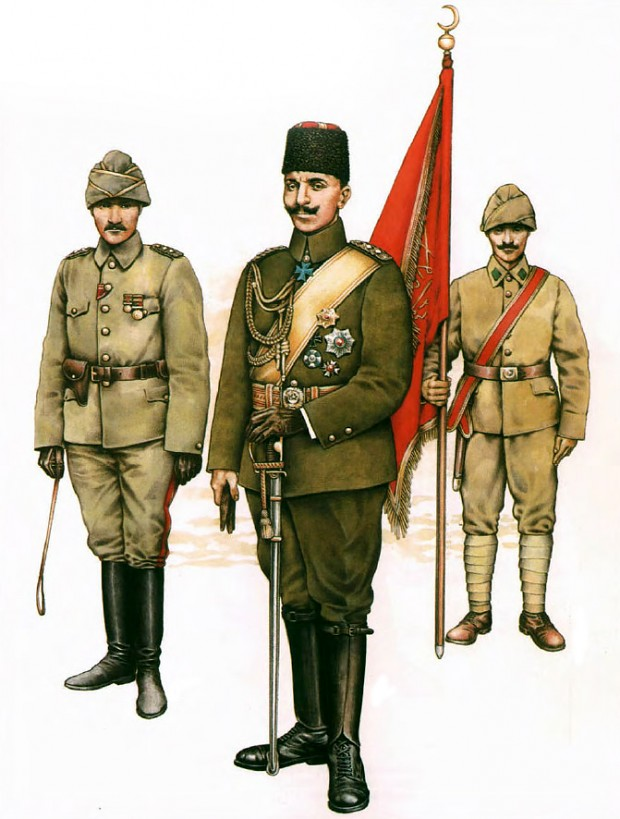 Hearts Of Iron 3 TURK Sprite Pack