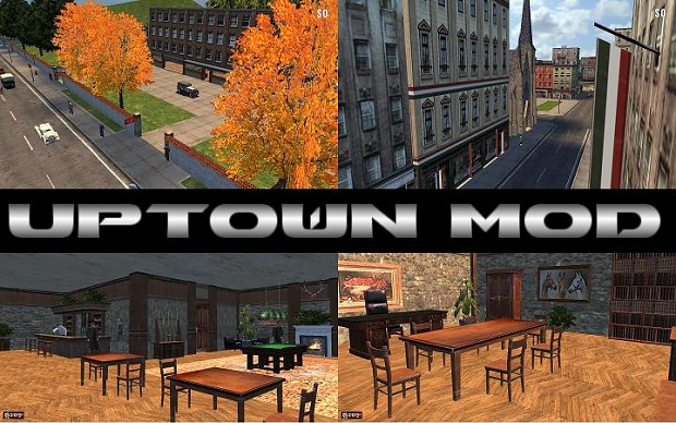 Uptown Mod For Mafia City Of Lost Heaven