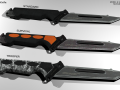 BJ-2 Combat Knife (Model & Texture)