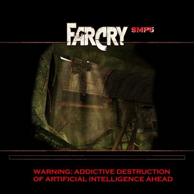 FarCry Sniper MP5 Mod (SMP5)