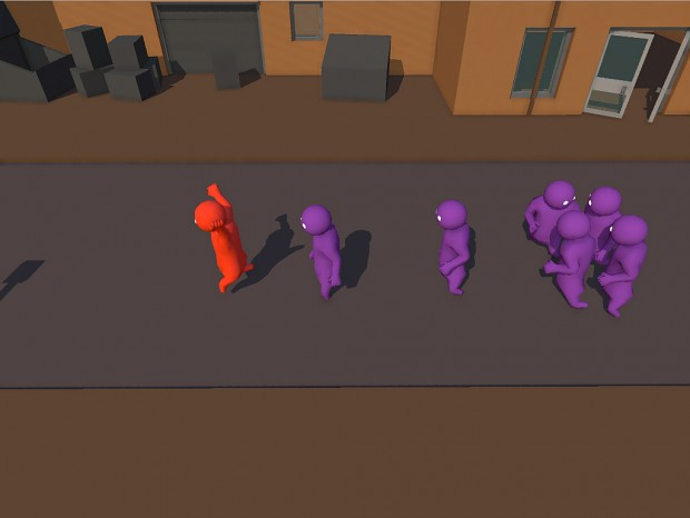 [OLD DO NOT DOWNLOAD] Gang Beasts 0.0.2 (Windows)