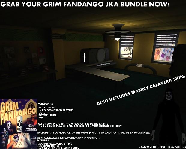 Grim Fandango Bundle